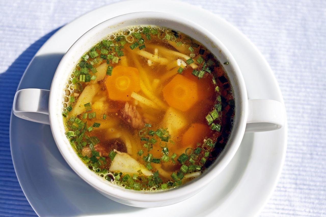Zupa na poprawę odporności